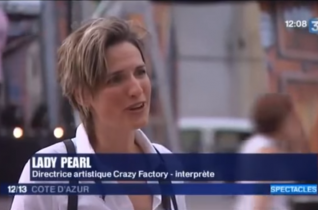 Interview France 3